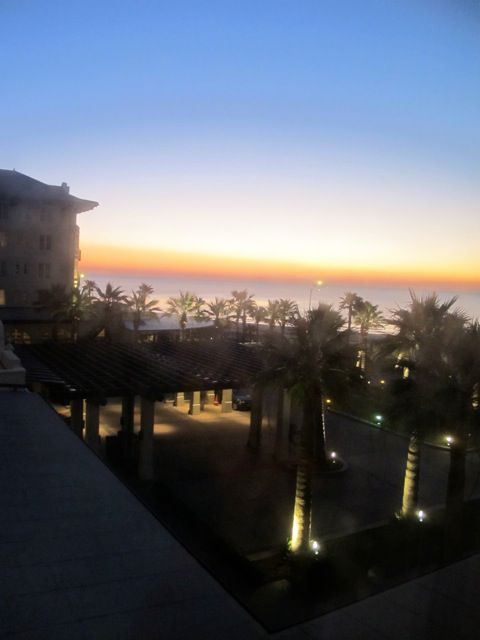 Staying At The Hotel Galvez In Galveston, Texas