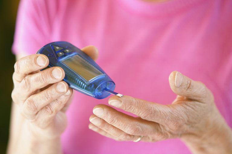 Diabetes can cause high cholesterol.