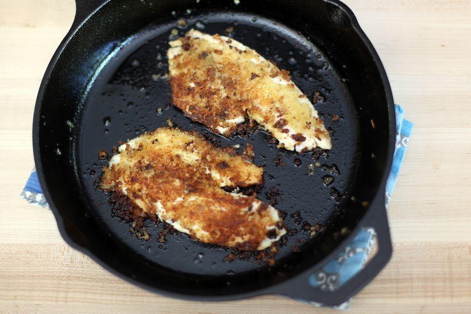 Pan Fried Tilapia