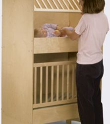 Before you buy a crib for twins for Double decker crib