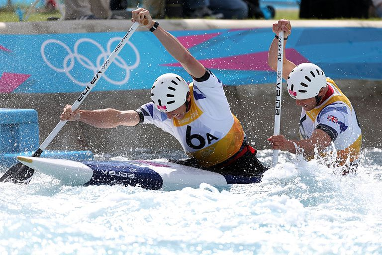 Olympic Canoeing Kayaking Rules And Scoring