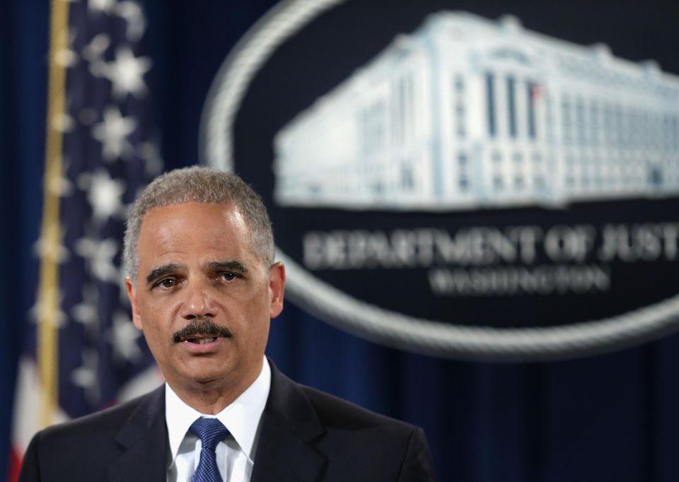 Attorney General Holder