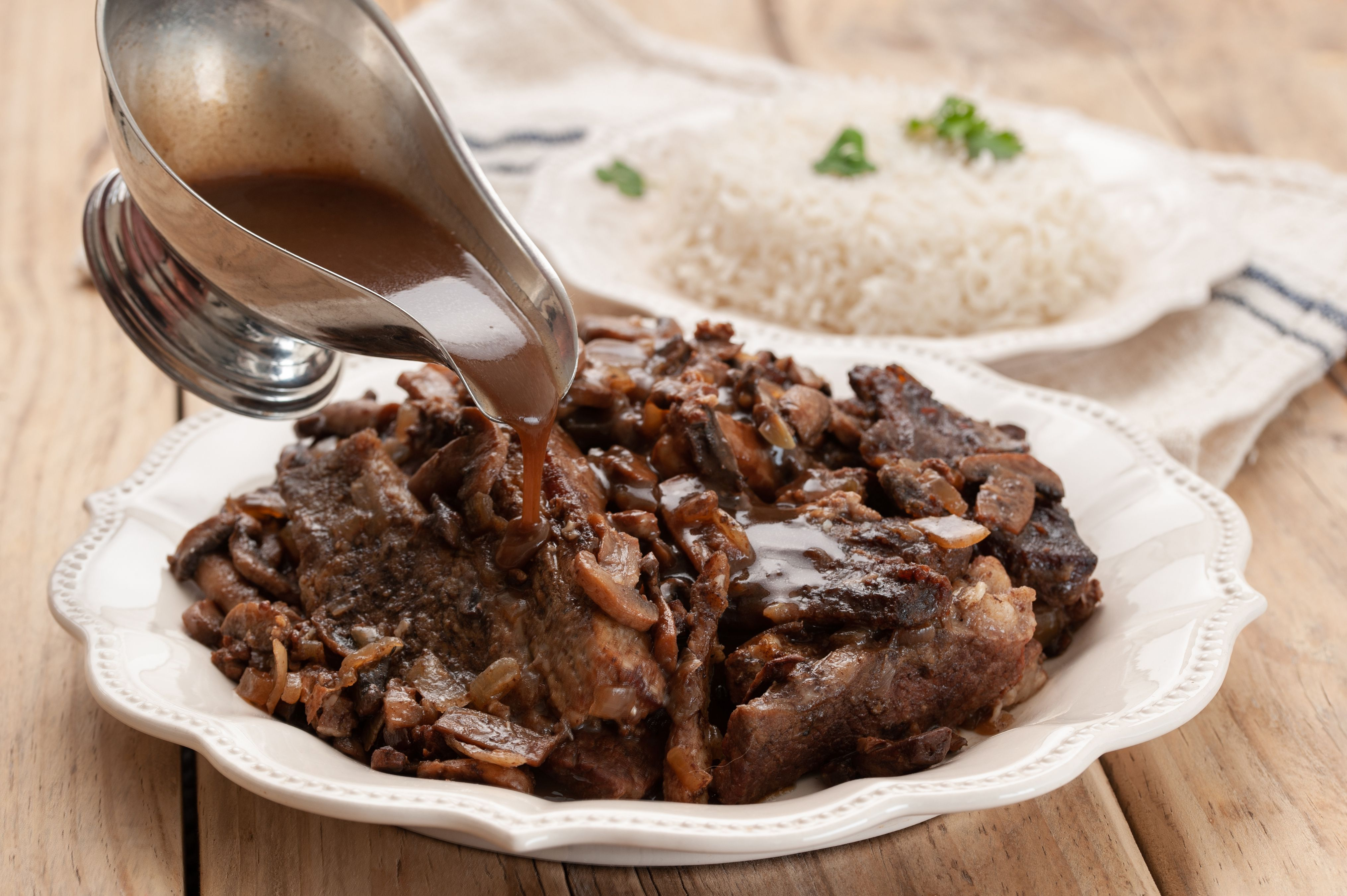 Slow Cooker Boneless Beef Short Ribs
