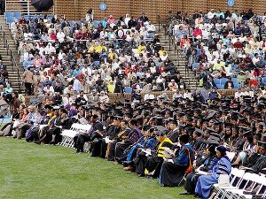 Hampton University Commencement