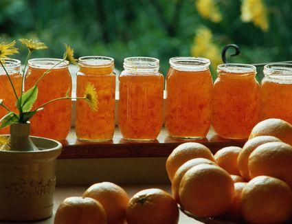 how to make orange preserves
