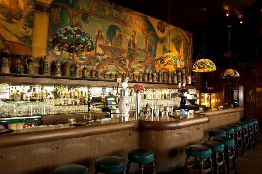 Von Trier, a German bar in Milwaukee