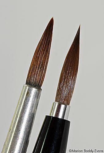 Replacing art brushes