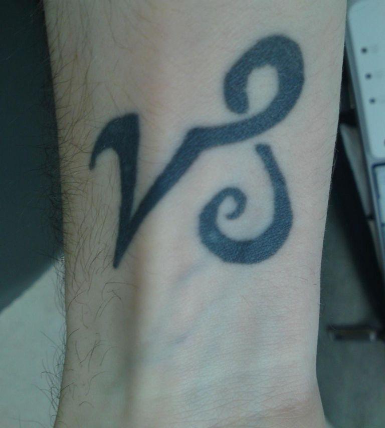 Capricorn tatto