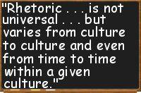 contrastive rhetoric