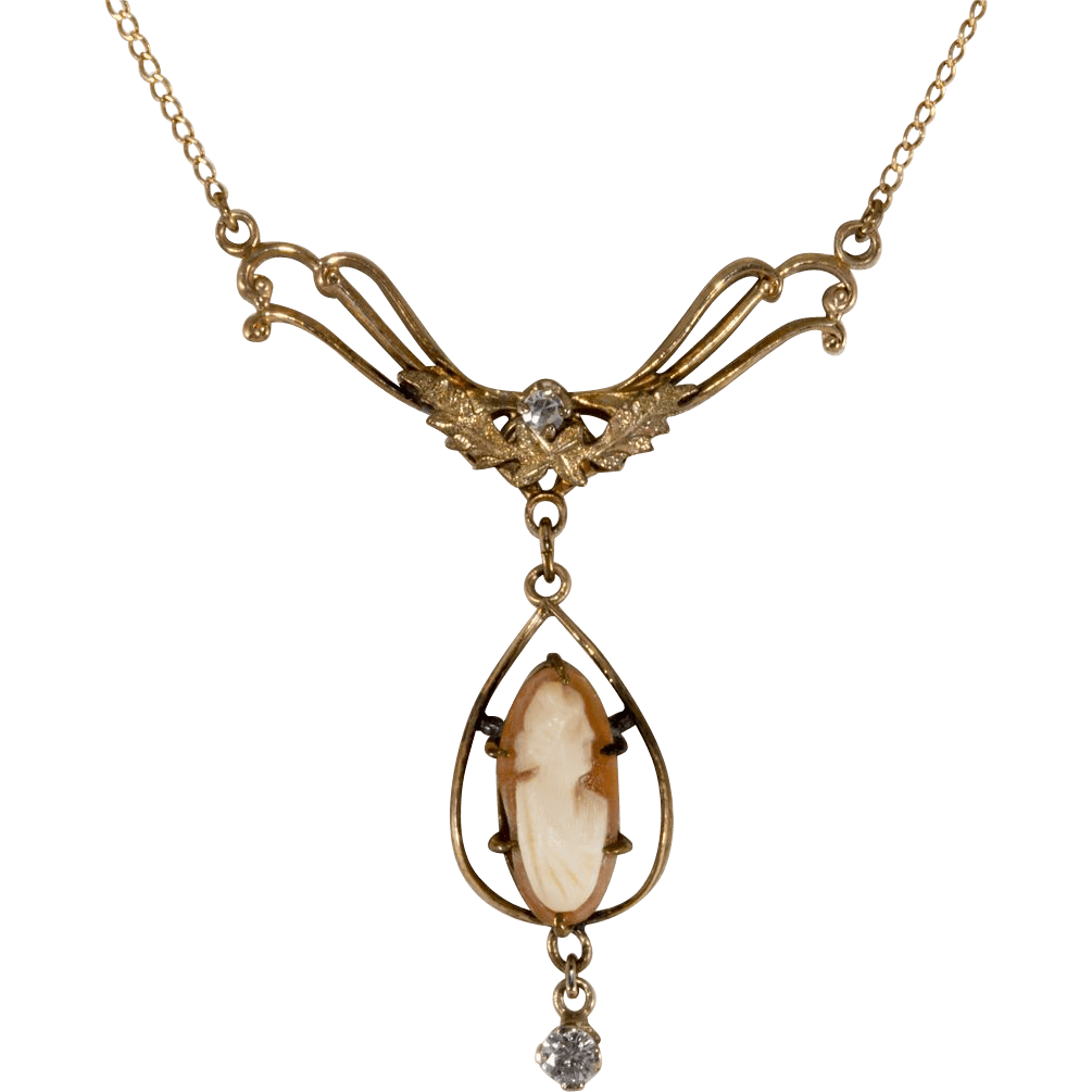 A Guide to Help Identify Antique and Vintage Necklaces