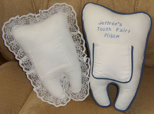 Two Variations of the Tooth Fairy Pillow