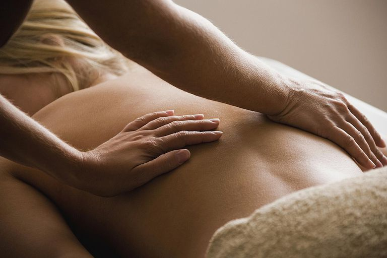 A Swedish massage.