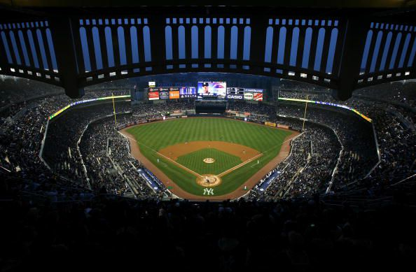 Chicago Cubs v New York Yankees
