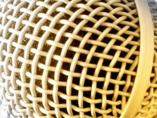 Micrófono de mano
