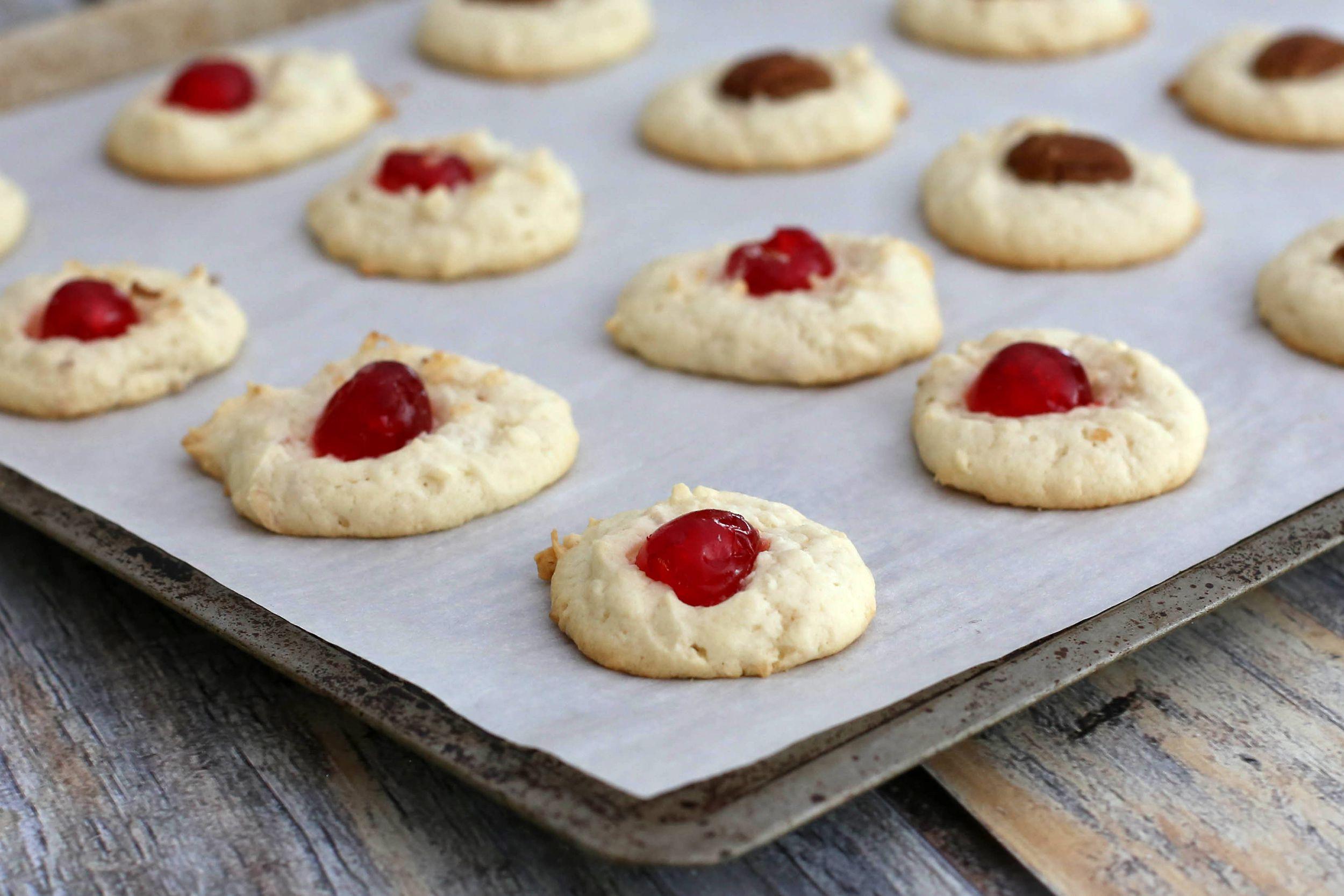 cream cheese drop cookies