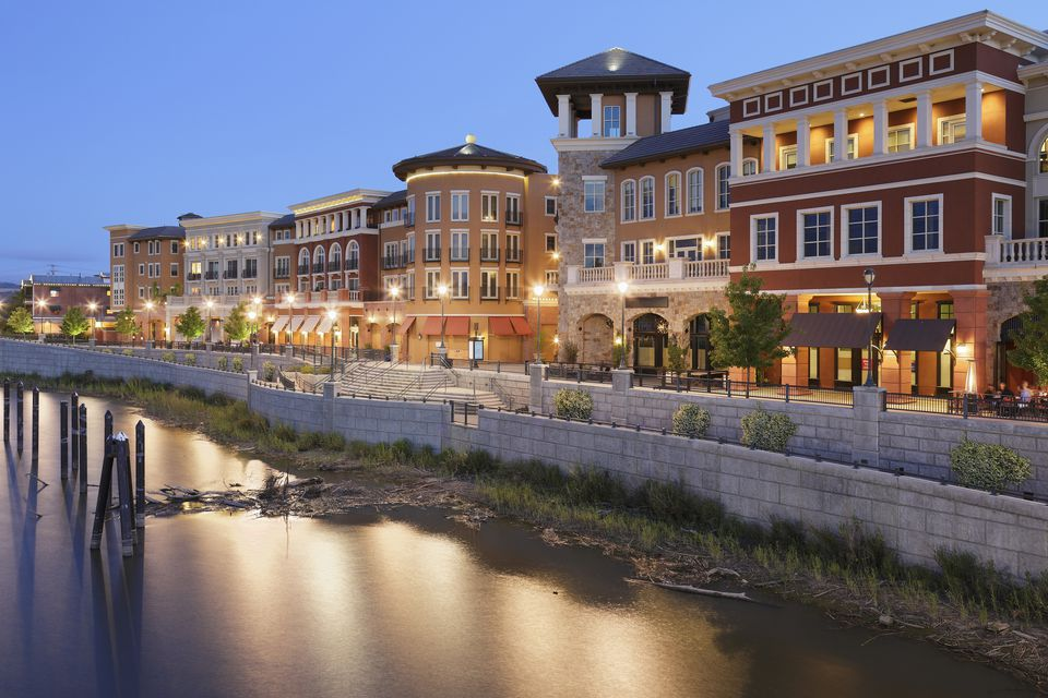 Riverfront in Downtown Napa
