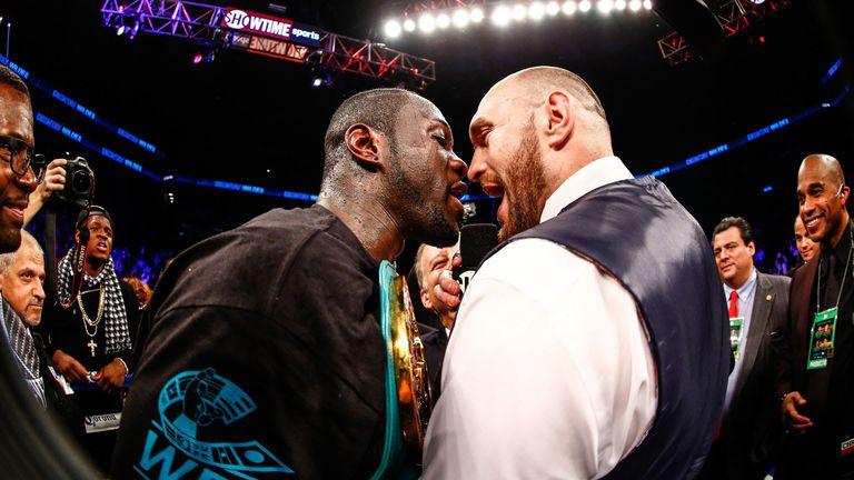 US vs UK Pro Boxing