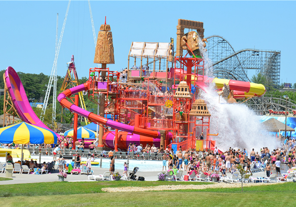 Amazing Car Theme Park