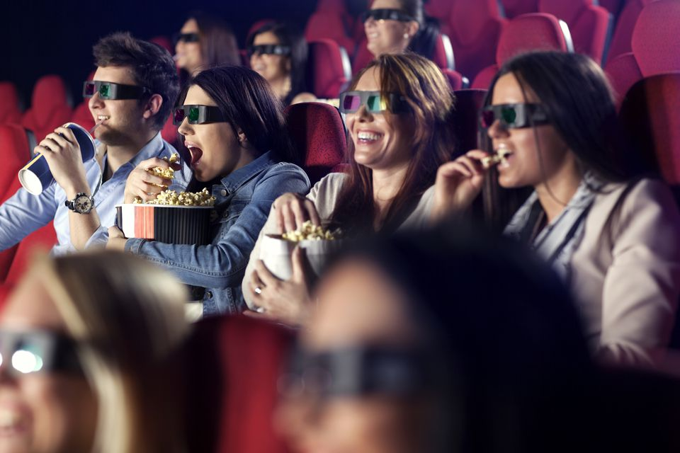 Movie Theaters in San Jose & Silicon Valley
