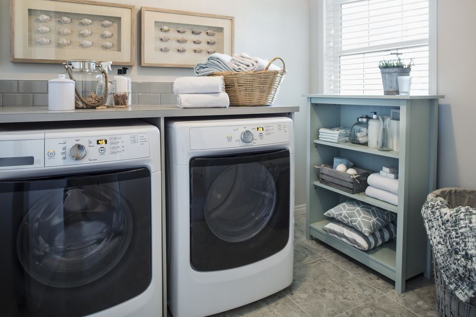 Electrical circuits for laundry rooms blue and white coastal themed laundry room greentooth Image collections