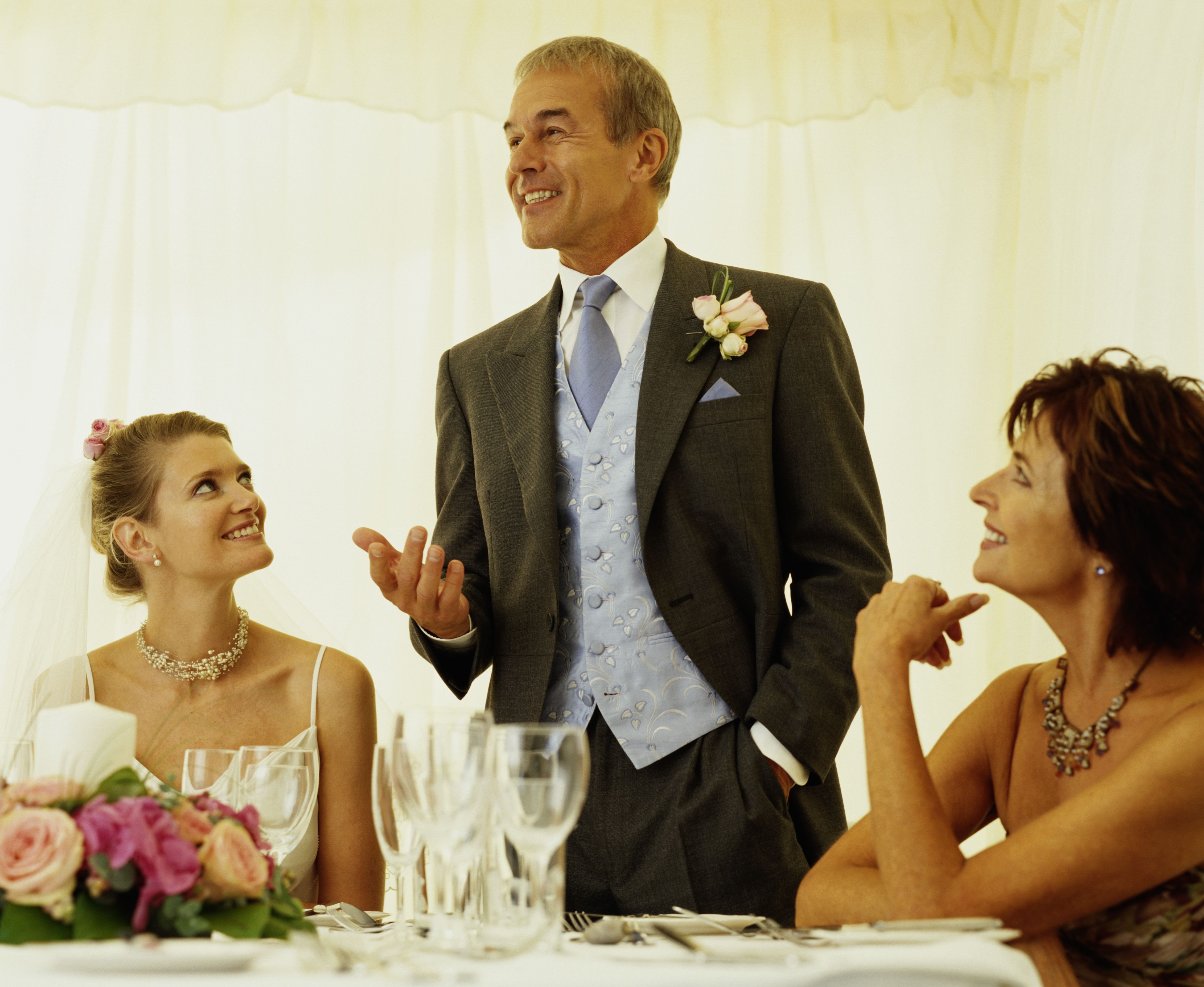 Father of the groom wedding toasts - Great Quotes For The Father Of The Bride
