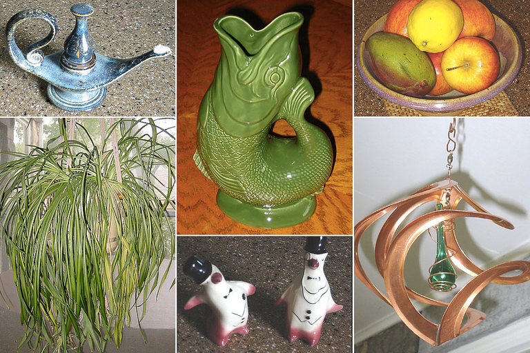 Feng Shui Cure Objects