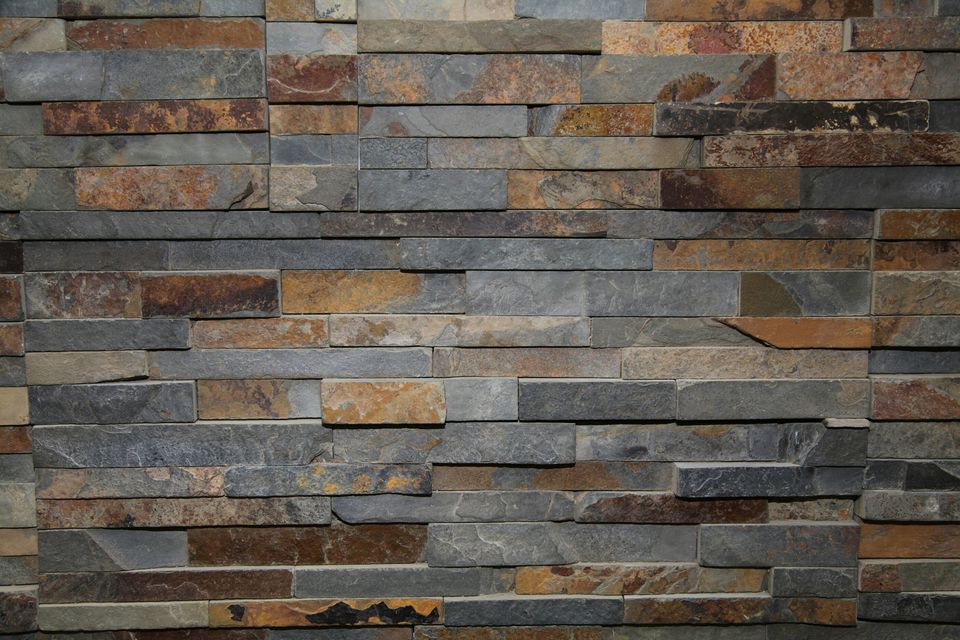 Manufactured Stone Wall