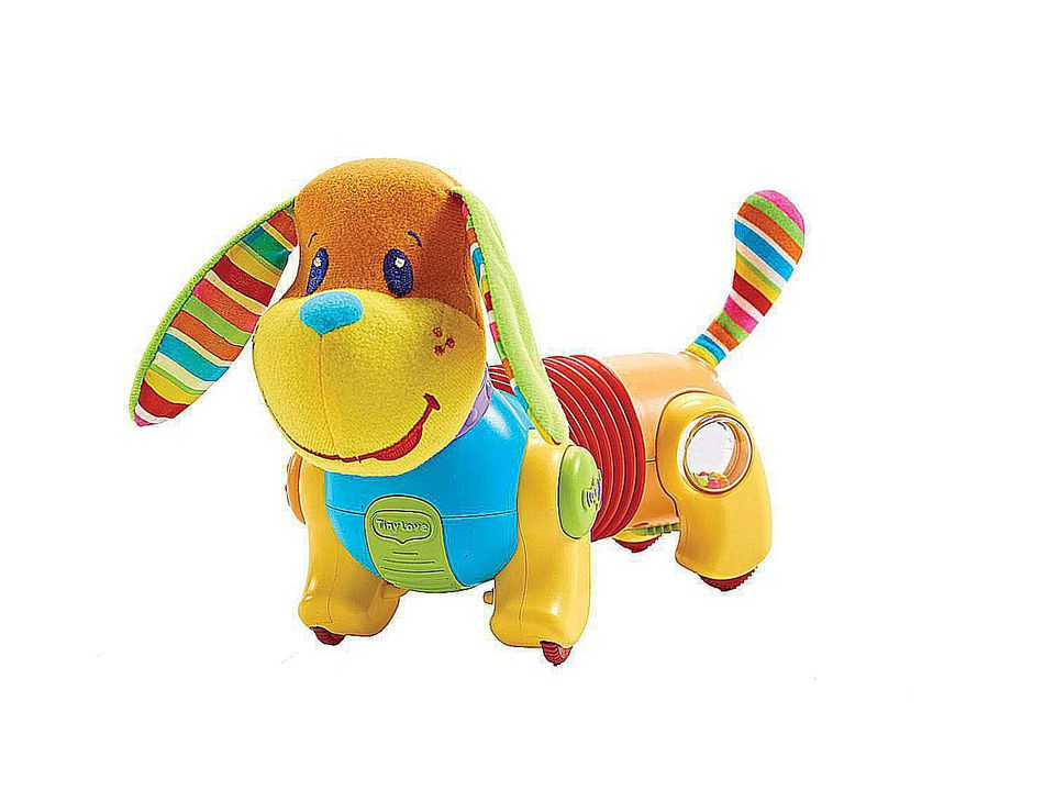 Top 8 gift ideas for 9 month old babies follow me fred baby toy negle Image collections
