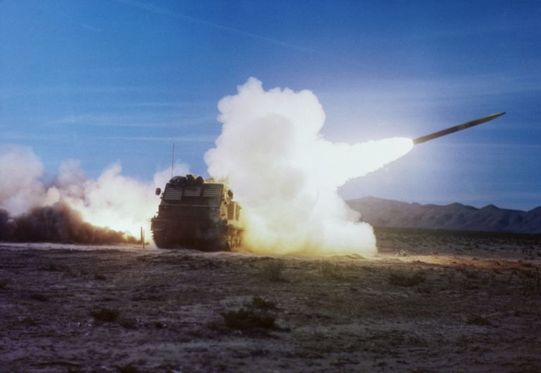 MOS 13P - MLRS Operations/Fire Direction Specialist