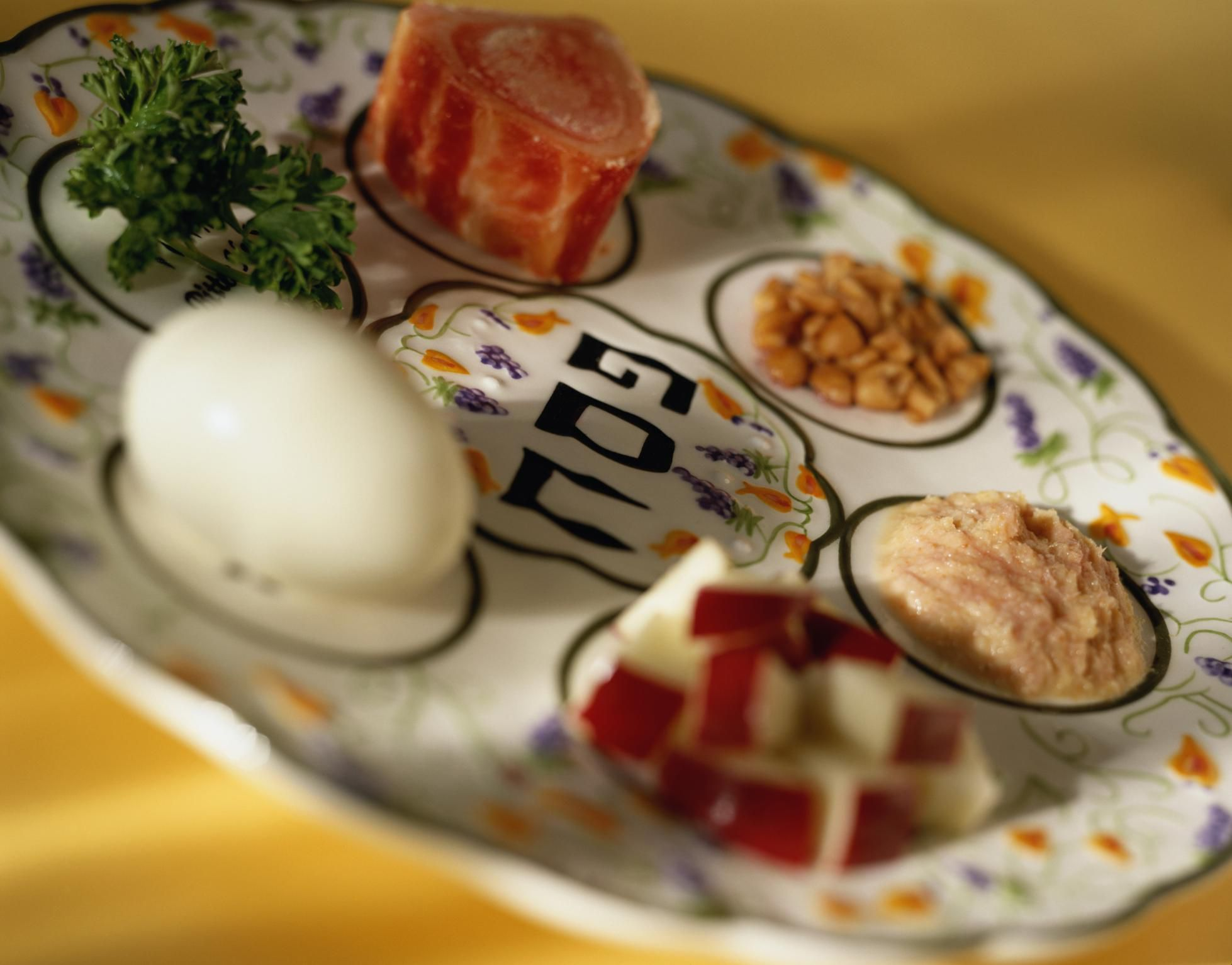 The symbols of the seder plate learn how to make this tasty pesach specialty for your seder seder plate buycottarizona