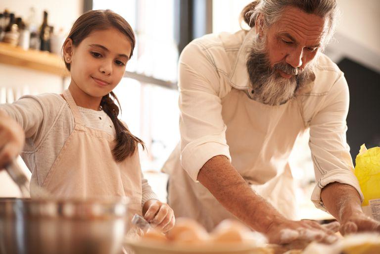Partners in baking
