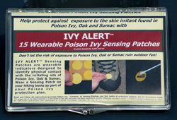 Picture of the Ivy Alert kit.