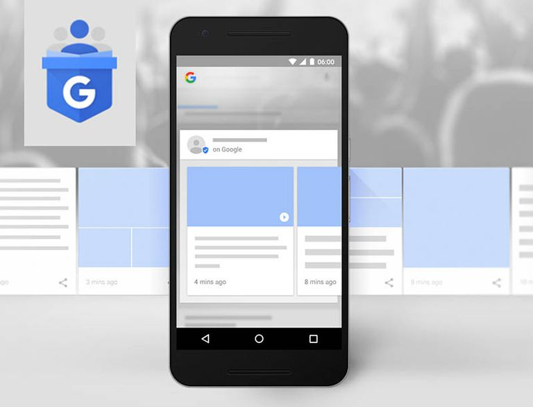Google Posts platform