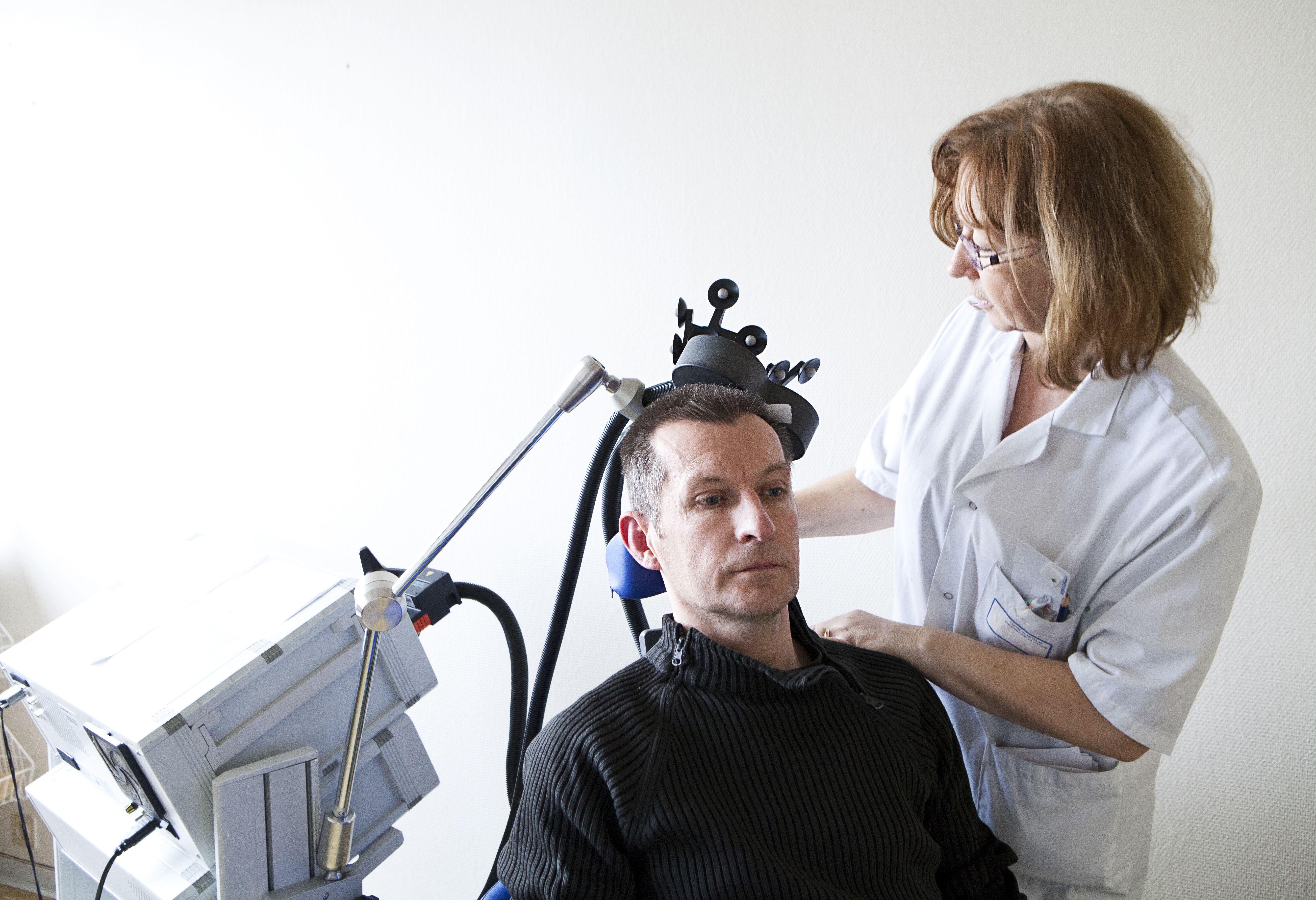 Repetitive Transcranial Magnetic Stimulation