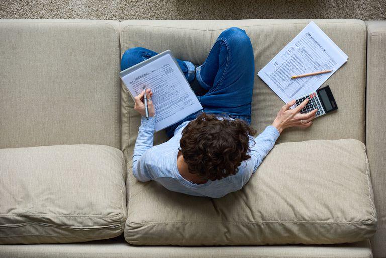 Tax-preparation at home