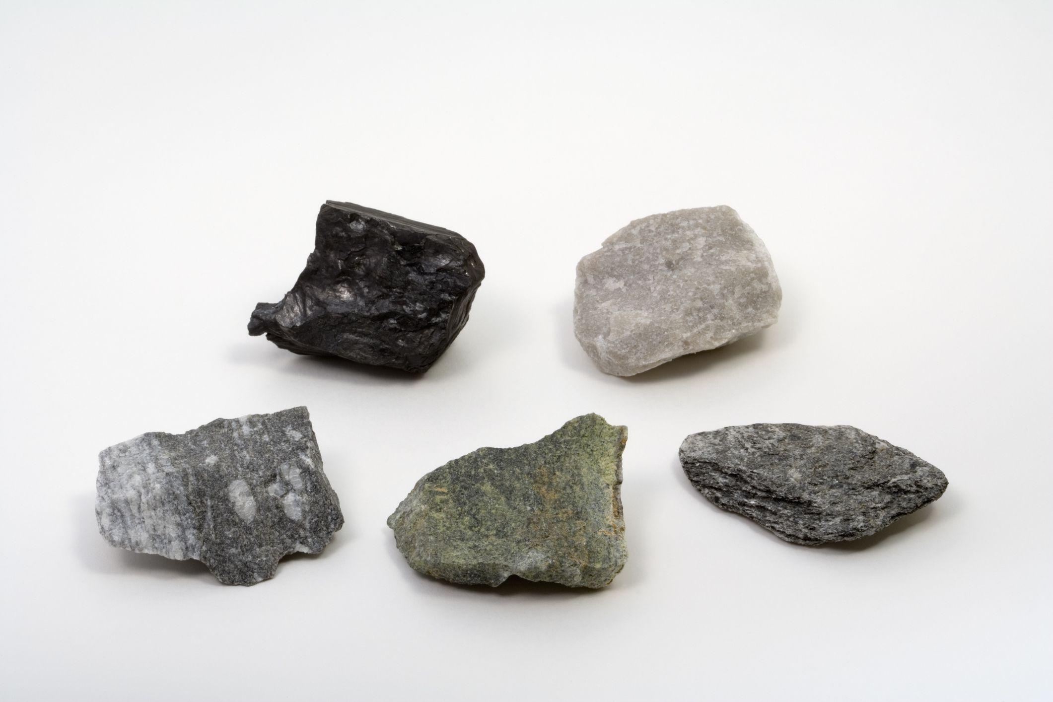 Metamorphic Rock Types: Pictures and Descriptions