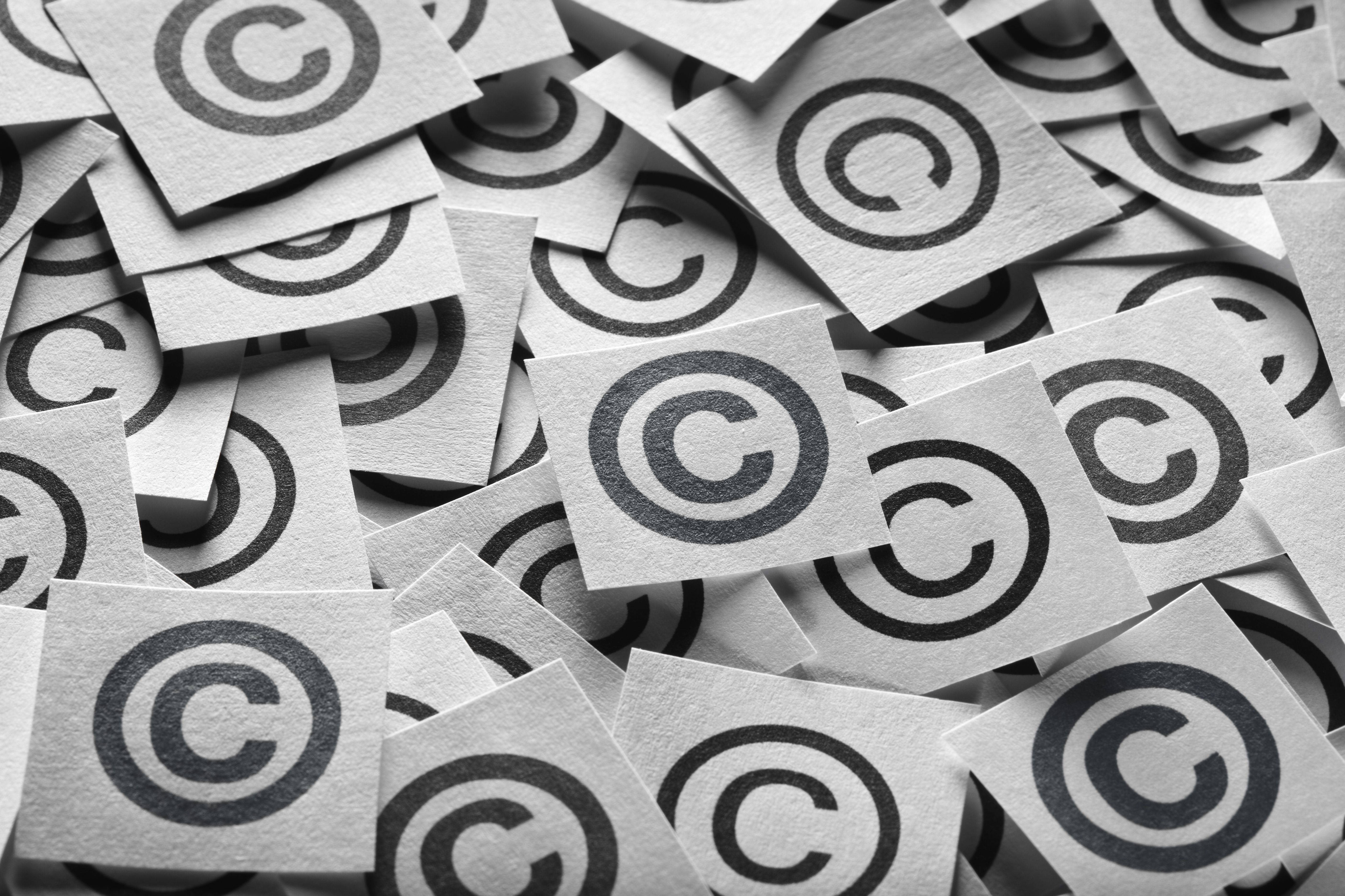 Copyright notice and the use of the copyright symbol biocorpaavc