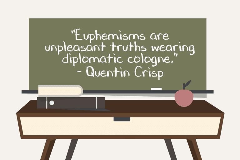 Euphemism quote