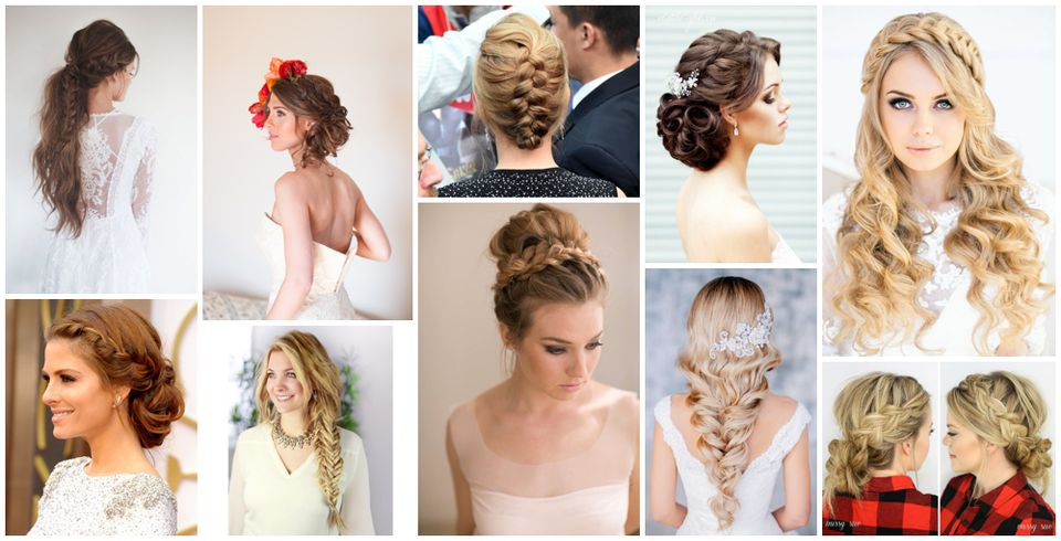 Wedding Hairstyles With Braids: Braided Hairstyles For Weddings