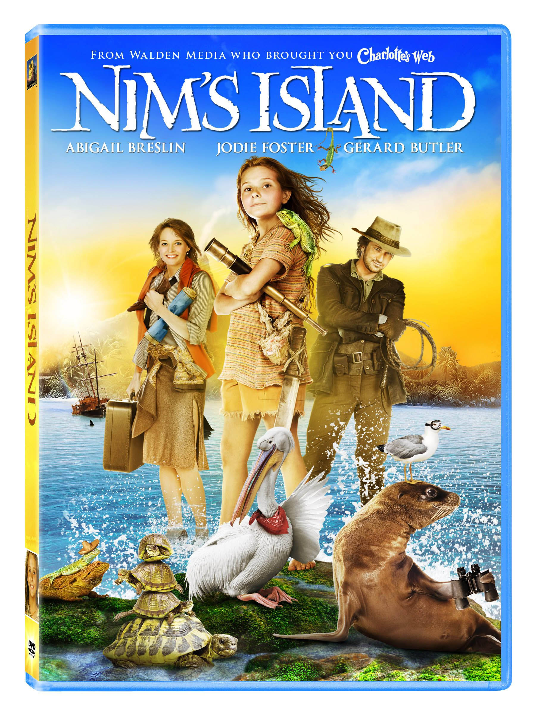 Top Kids Movies Based on Books for Kids Ages 6