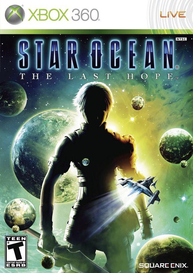 Star Ocean 4 box