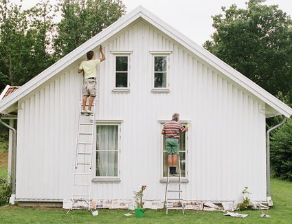 Can You Paint a House in Rainy Weather?