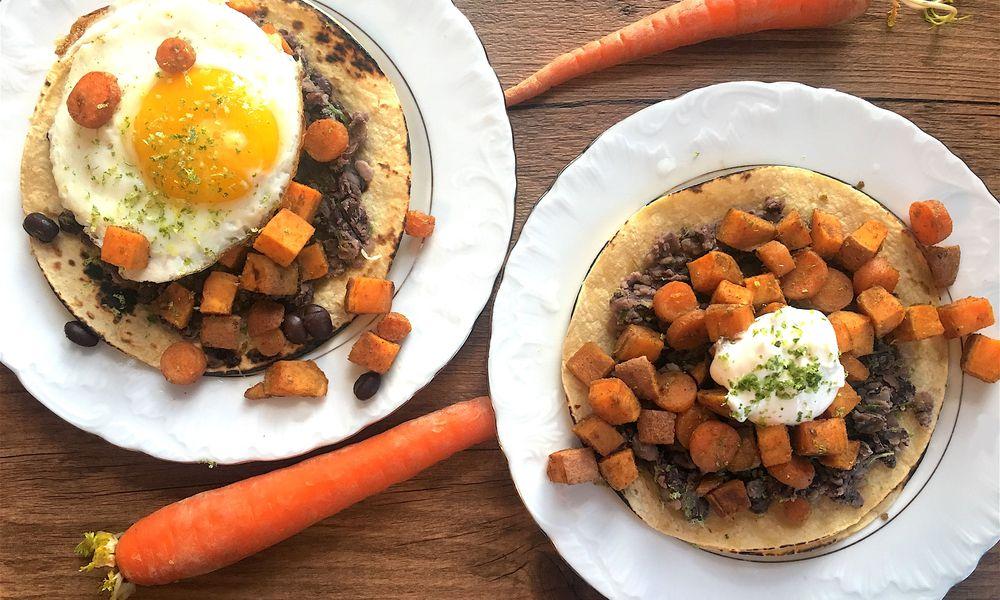 Heartburn-Friendly Breakfast Tacos