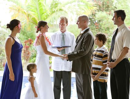 Sample Wedding Ring Ceremony Vows to Say