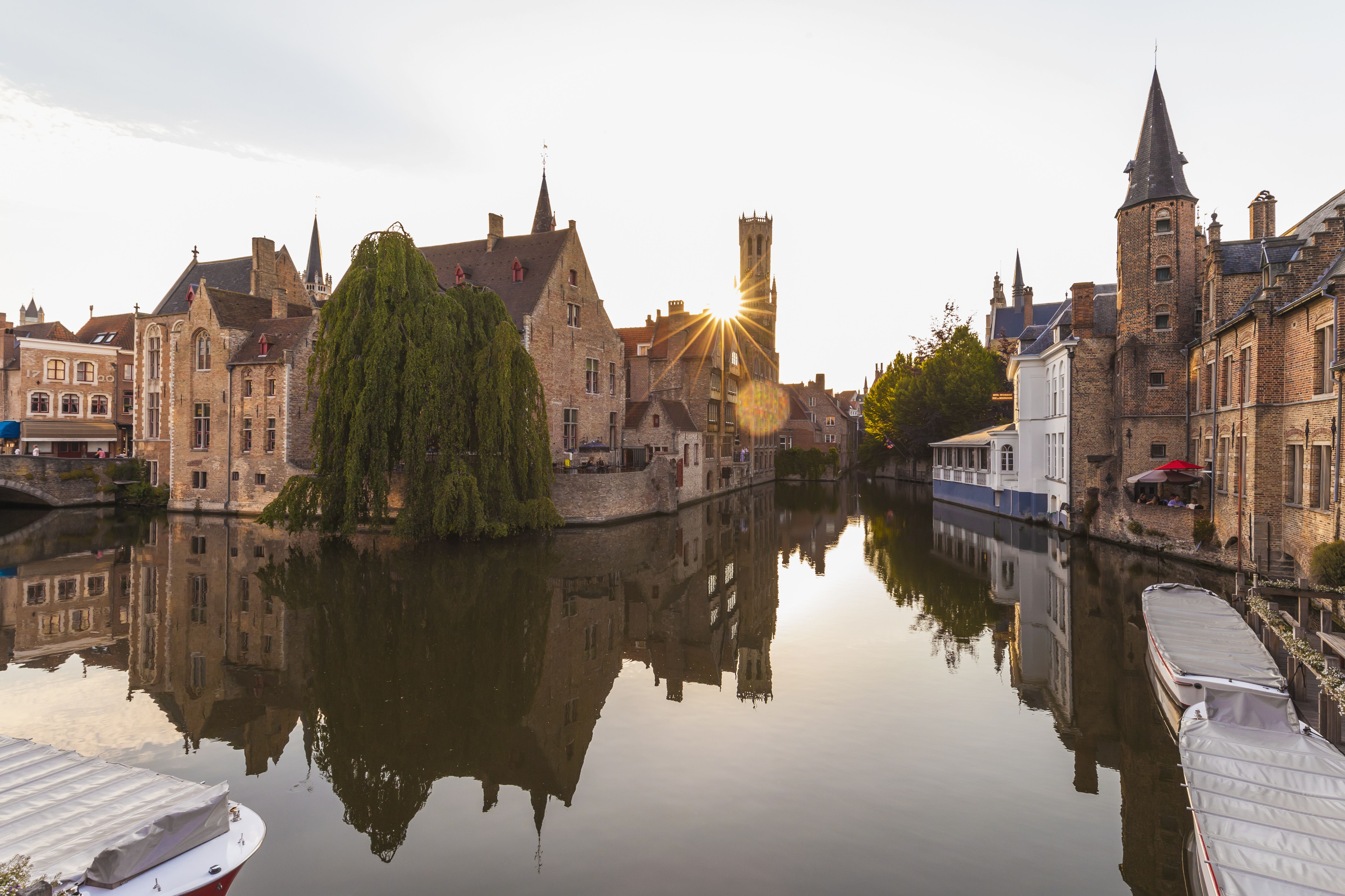 Travel From Amsterdam To Bruges By Train