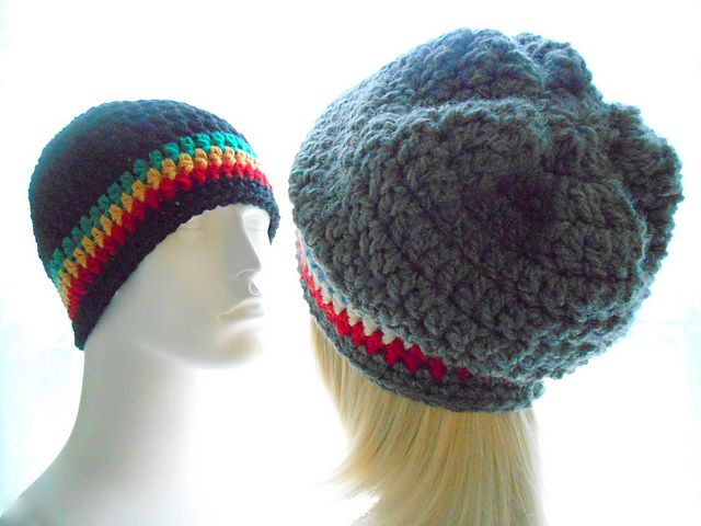 Unisex Winter Crochet Hat Pattern