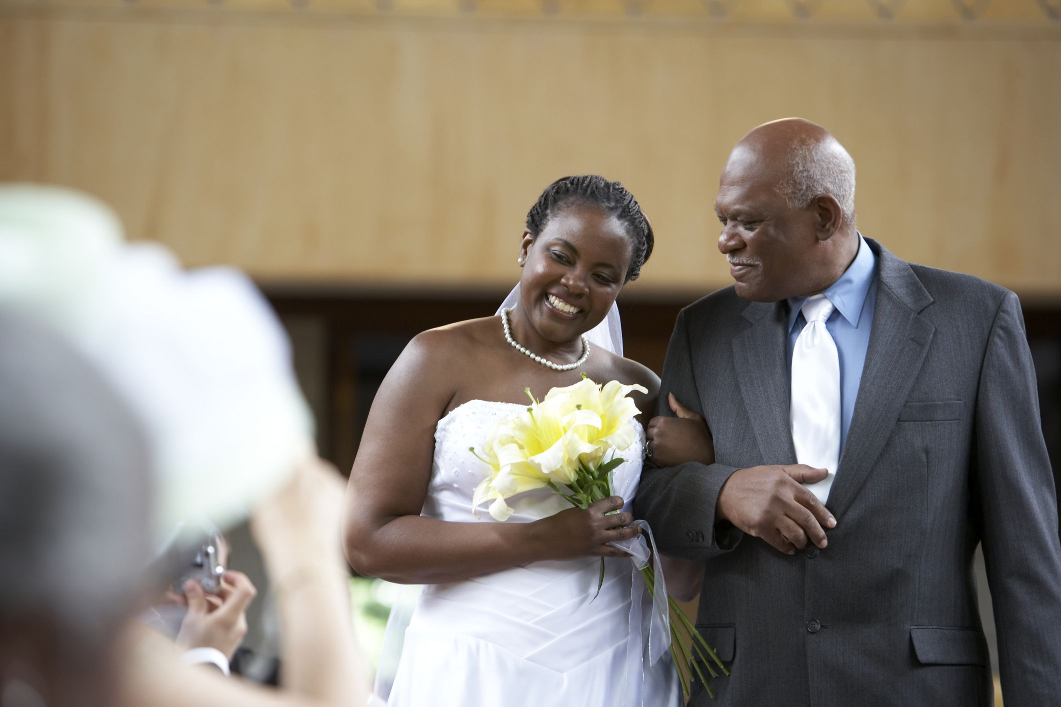 Wedding Songs Walk Down Aisle Church: Who Walks The Bride Down The Aisle?