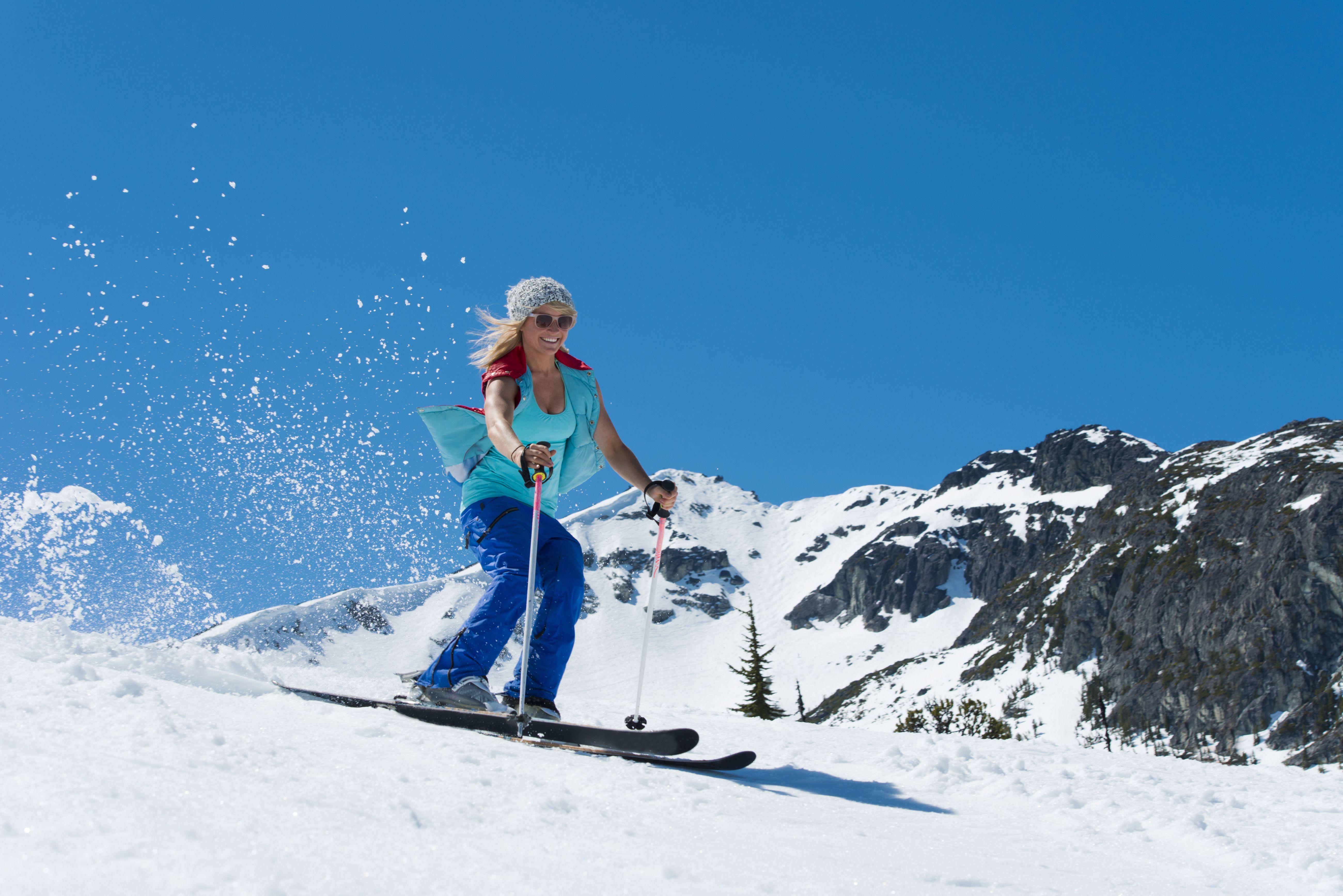 Guide to Canada's Glorious Spring Ski Season