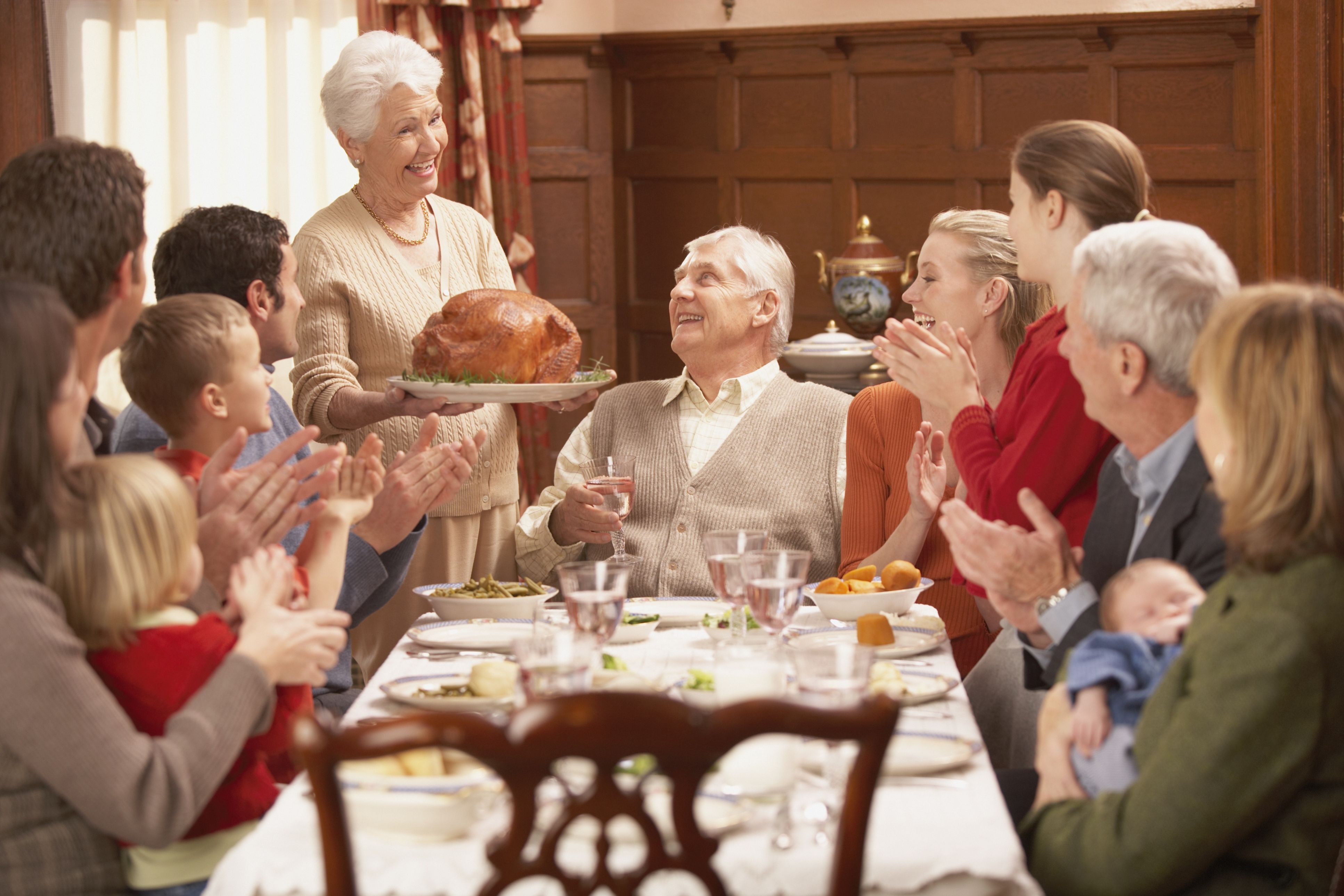 13 funny thanksgiving quotes to keep fights off the table