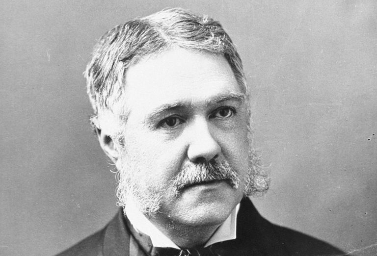 Photograph of Chester Alan Arthur
